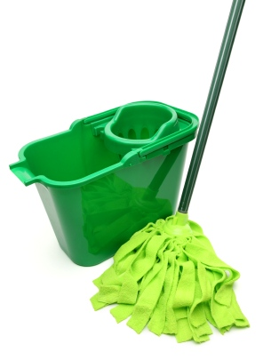 Green cleaning in Pleasant Grove AL by Baza Services LLC