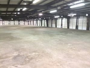 Move In Cleaning / Commercial Cleaning in Birmingham, AL We also helped repaint a few rooms in the warehouse. (2)