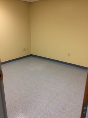 Move In Cleaning / Commercial Cleaning in Birmingham, AL We also helped repaint a few rooms in the warehouse. (6)
